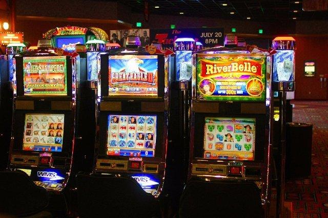 Увлекательные игровые автоматы для вашего досуга