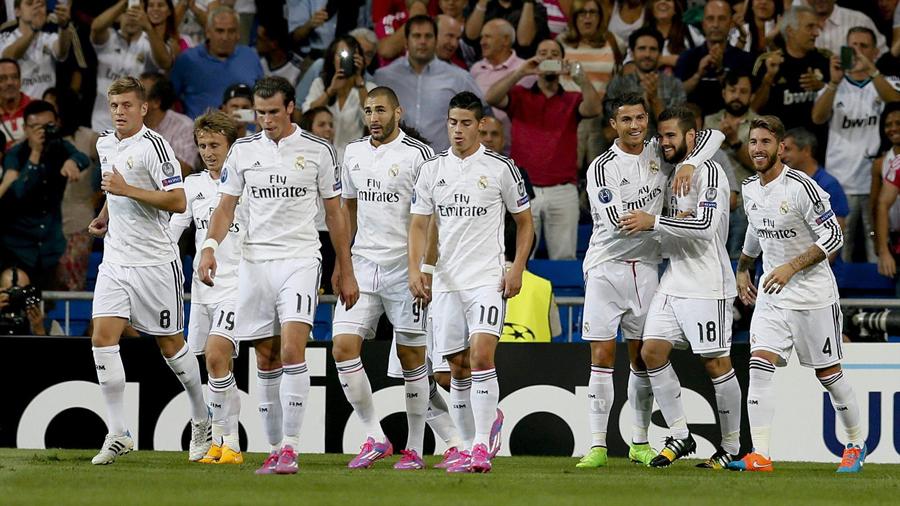 Сможет ли Реал одолеть Малагу?
