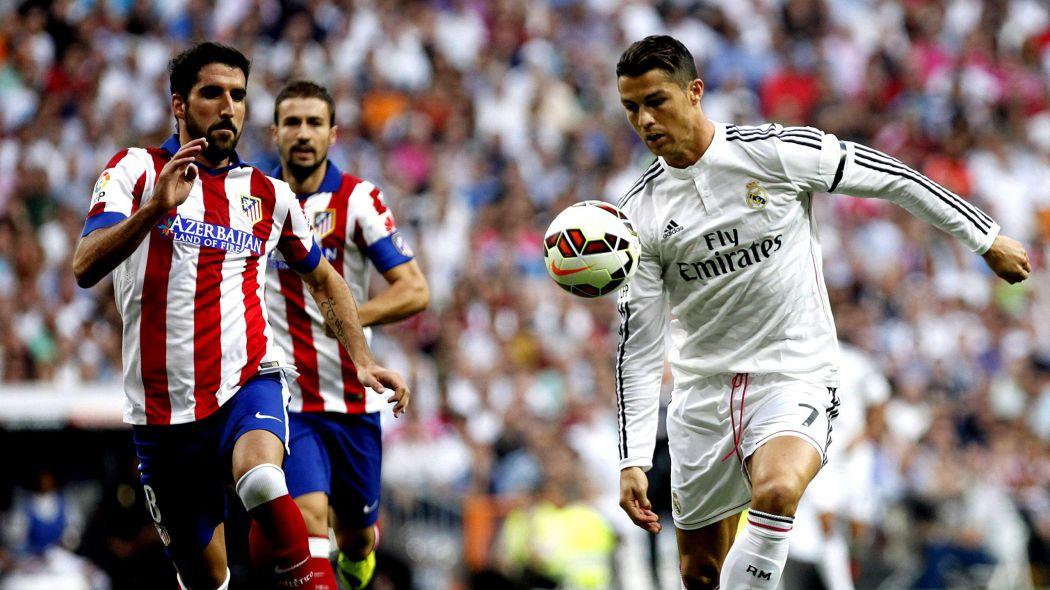 Мадридское дерби или борьба за вторую строчку Примеры