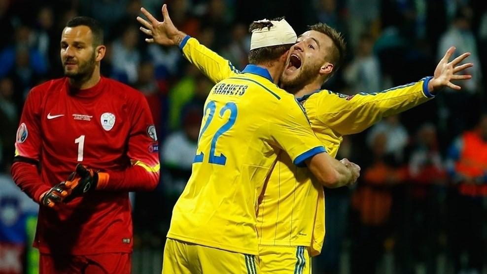 Бесплатный прогноз на матч Украина - Уэльс 28 марта