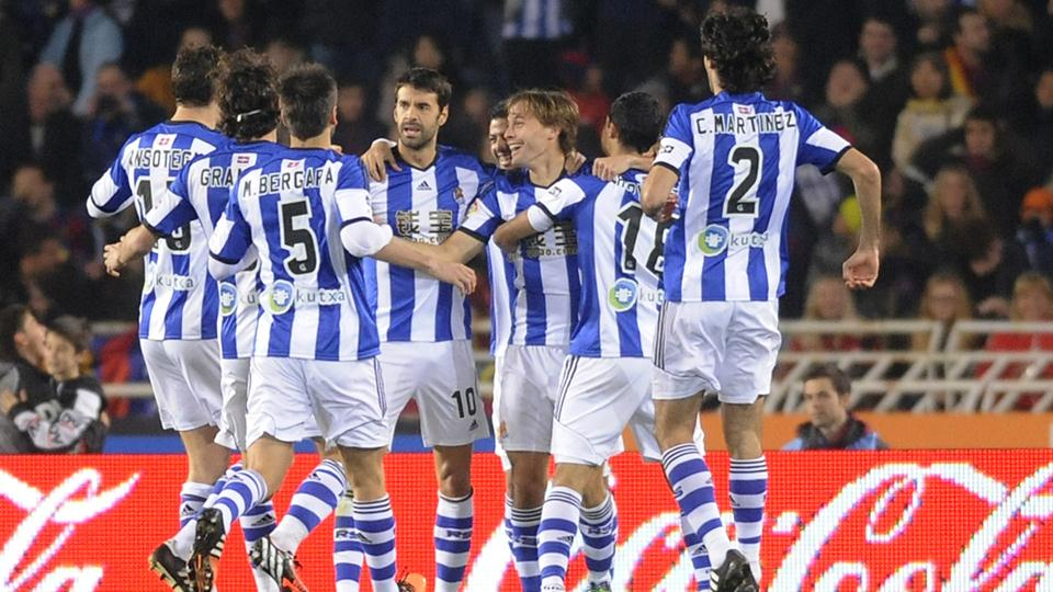 Реал Сосьедад - Хетафе. 21 апреля. Чемпионат Испании.