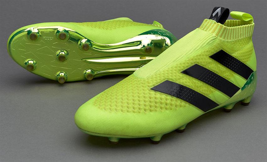бутсы Adidas ACE 16+ Purecontrol Primeknit