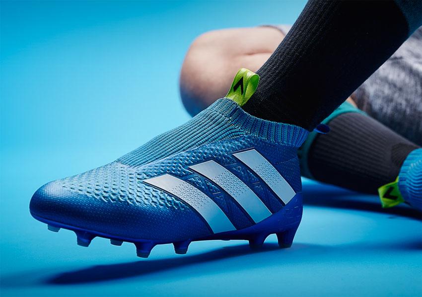 новые бутсы Adidas ACE 16+ Purecontrol Primeknit