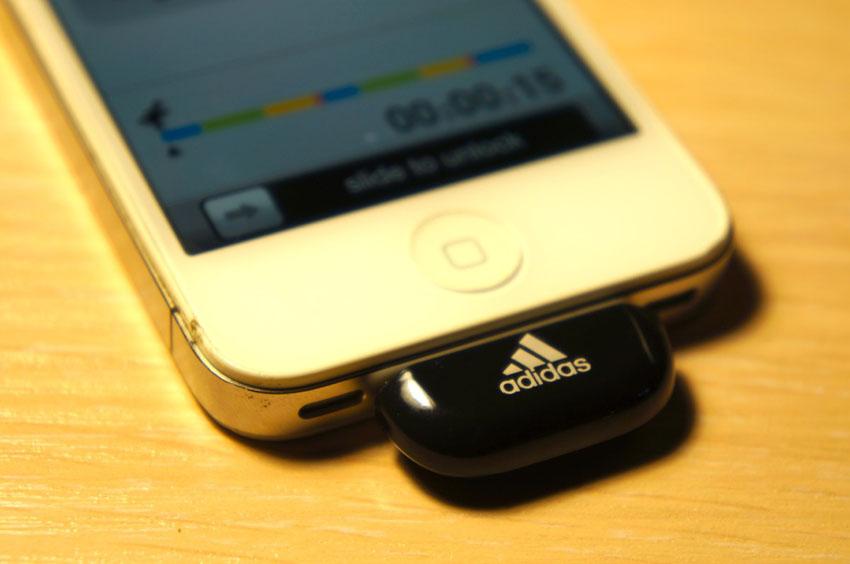 приемник Adidas miCoach Speed Cell