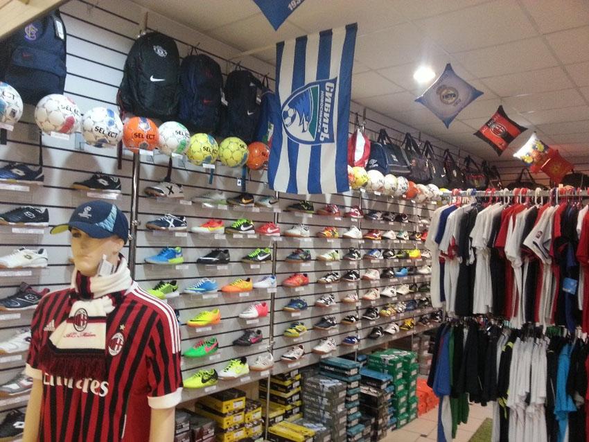 как выбрать футбольный интернет-магазин