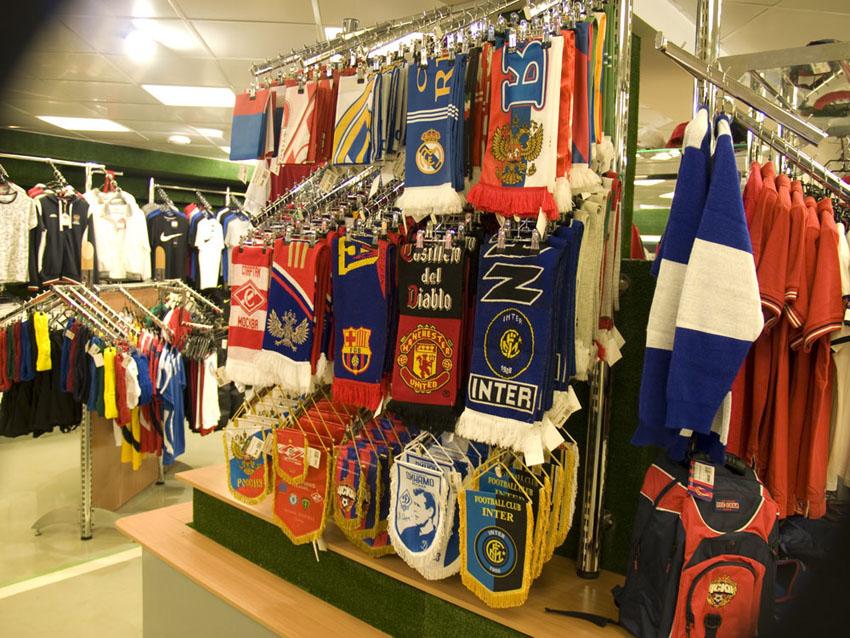 футбольный магазин в интернете