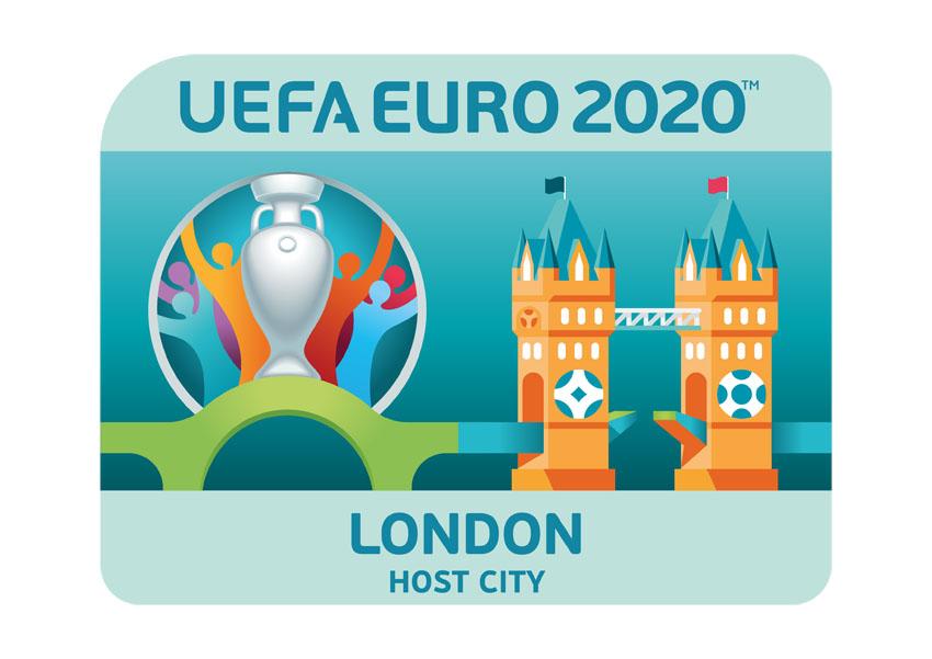 ЕВРО-2020 логотип