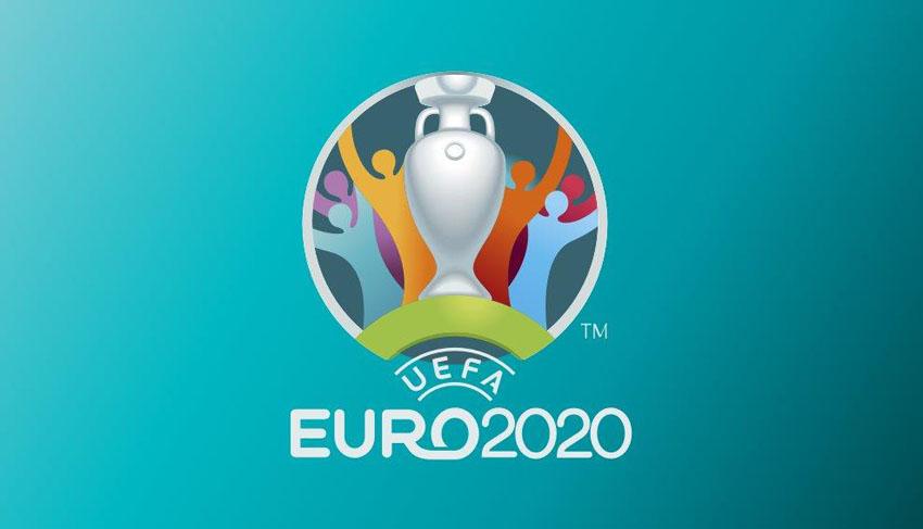 Официальный логотип ЕВРО-2020
