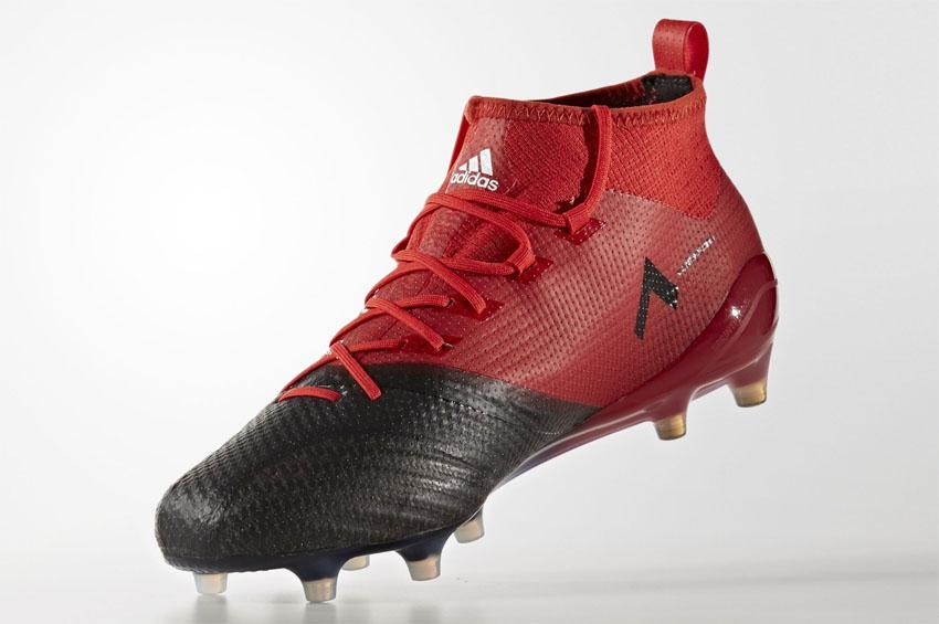 Новые бутсы Adidas ACE 17.1 Primeknit