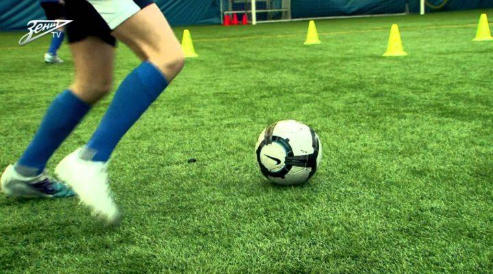 Финты в футболе: обучение для детей и для новичков