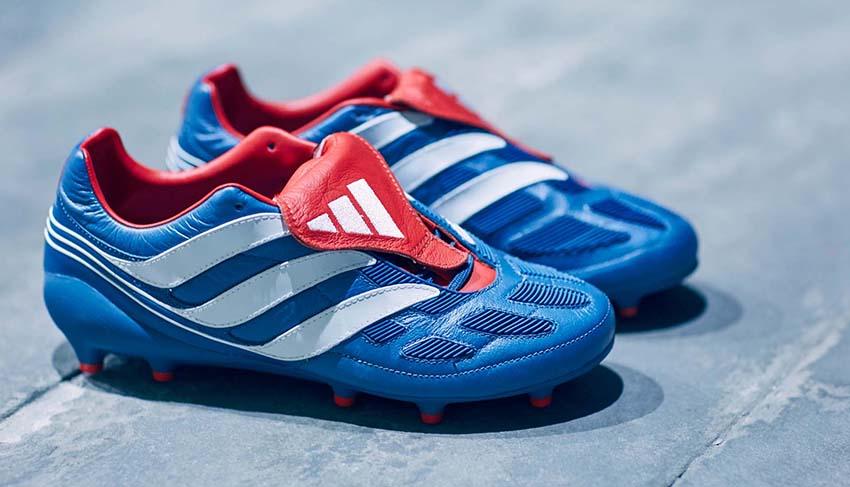 Возвращение легендарных бутс Adidas Predator