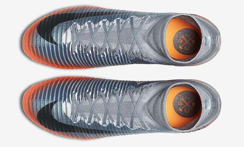 женские бутсы Nike Mercurial Superfly V CR7