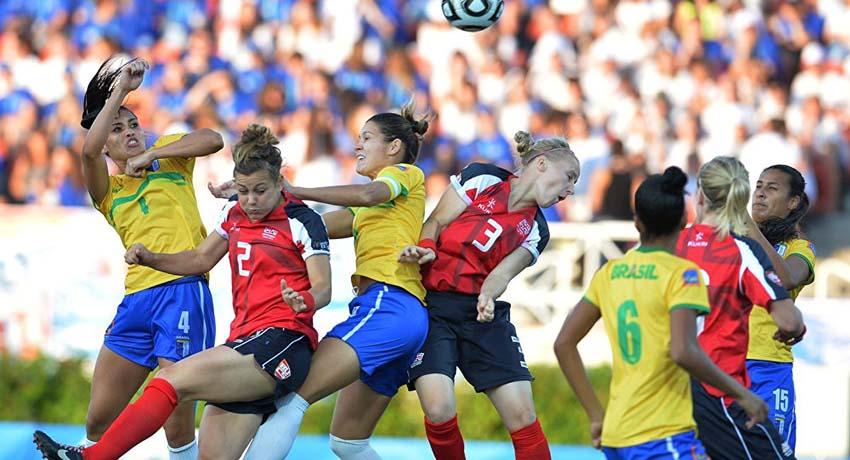 Женский футбол: 8 интересных фактов