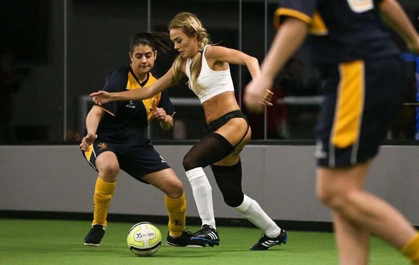 футбольная эротика