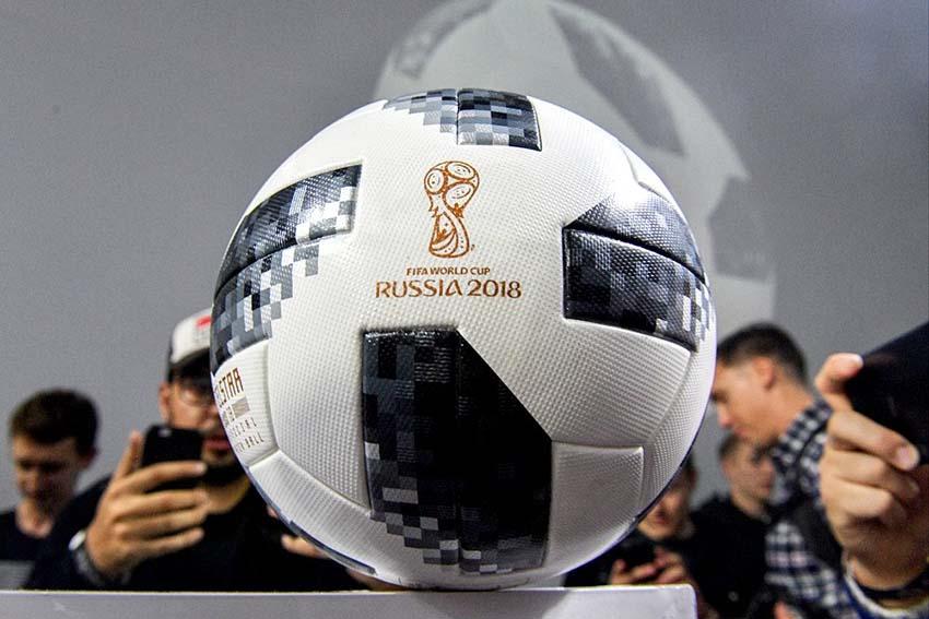 Мяч FIFA 2018