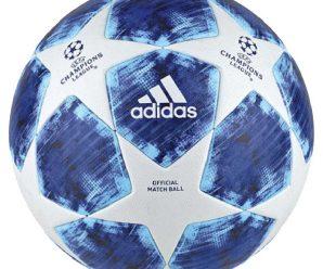 Официальный мяч Лиги Чемпионов Adidas Finale сезона 17/18 годов