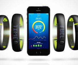 Обзор умного спортивного браслета Nike FuelBand нового поколения