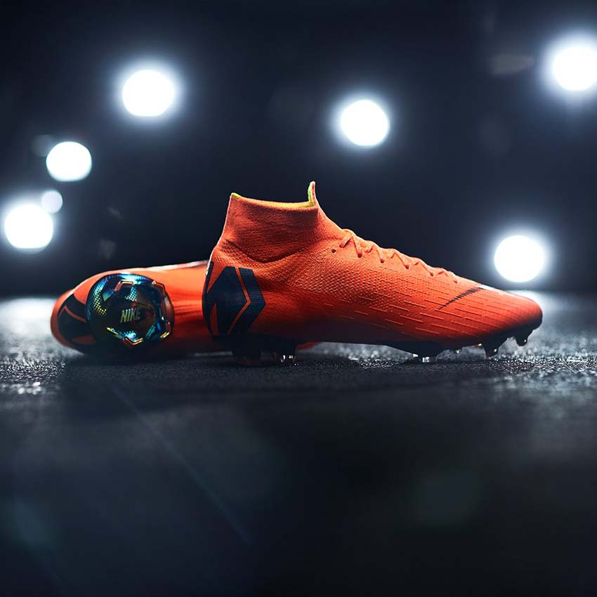Nike Mercurial Superfly VI Elite бутсы