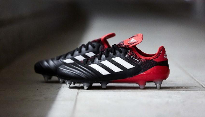 6672dc0f Начнем, как всегда, с верха, который в Adidas Copa 18.1 произведен из  комбинации нескольких материалов. Носочная зона выполнена из кожи кенгуру,  ...