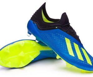 Скоростная новинка — бутсы Adidas X 18.1 FG