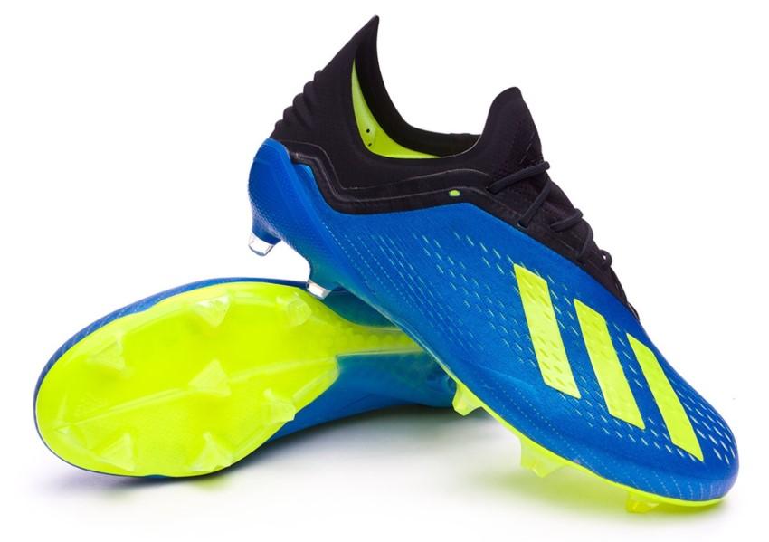 35626753 Скоростная новинка - бутсы Adidas X 18.1 FG