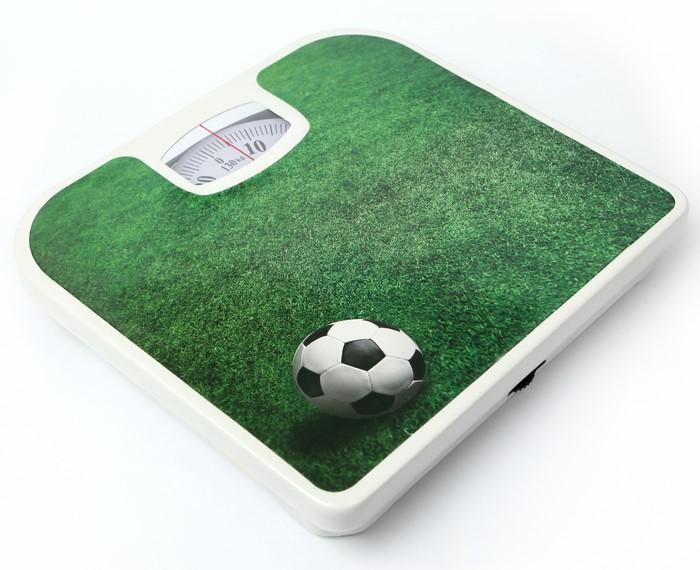 вес футбольного мяча