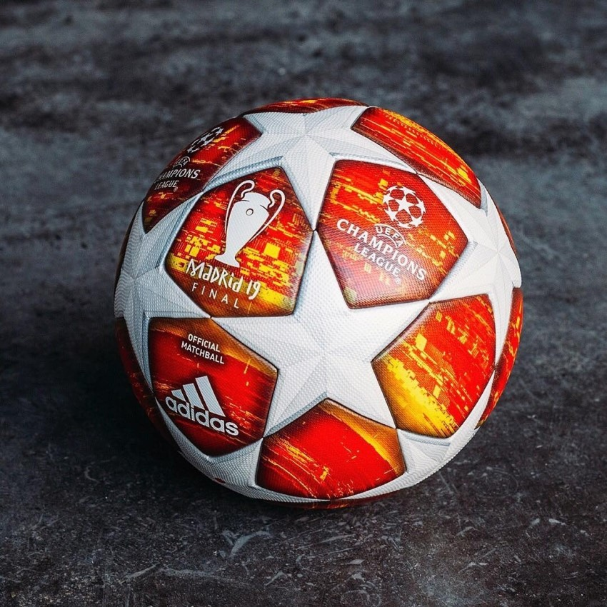мяч Adidas Finale Madrid Official Match Ball