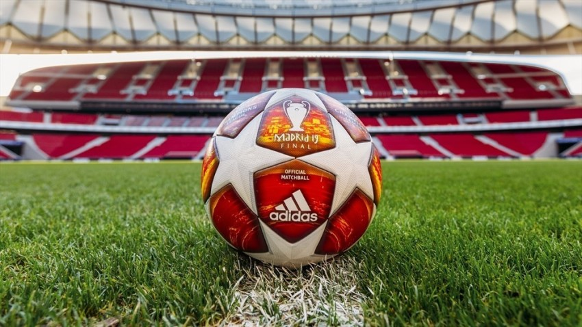 Adidas Finale Madrid Official Match Ball