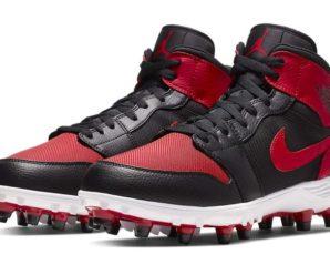 Коротко о том, как Nike сходит с ума на примере Air Jordan 1 TD Football Cleat