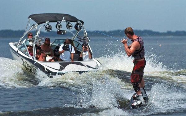 Незабываемый отдых и развлечения на воде