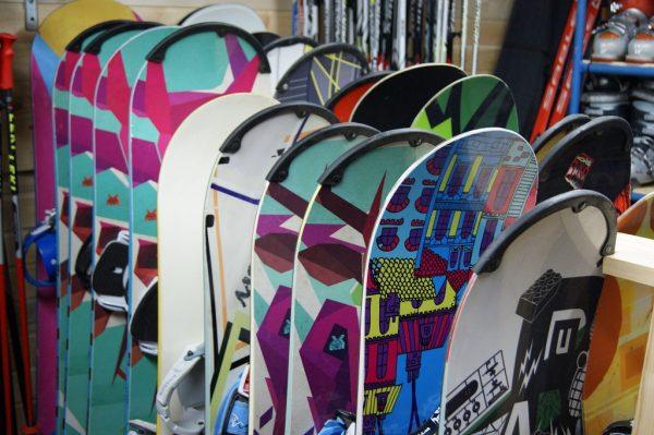 Где взять в аренду сноуборд в Сочи
