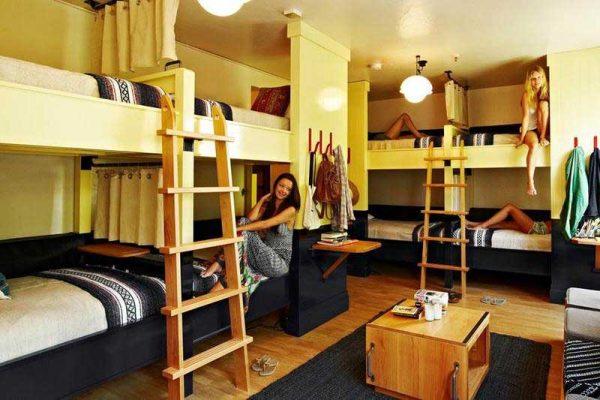 Преимущества остановки в хостеле
